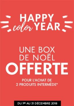HAPPY COLOR YEAR chez Intermède !